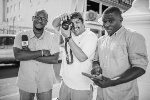 Three Amigos Media