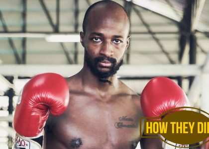 Bahamian Kickboxer