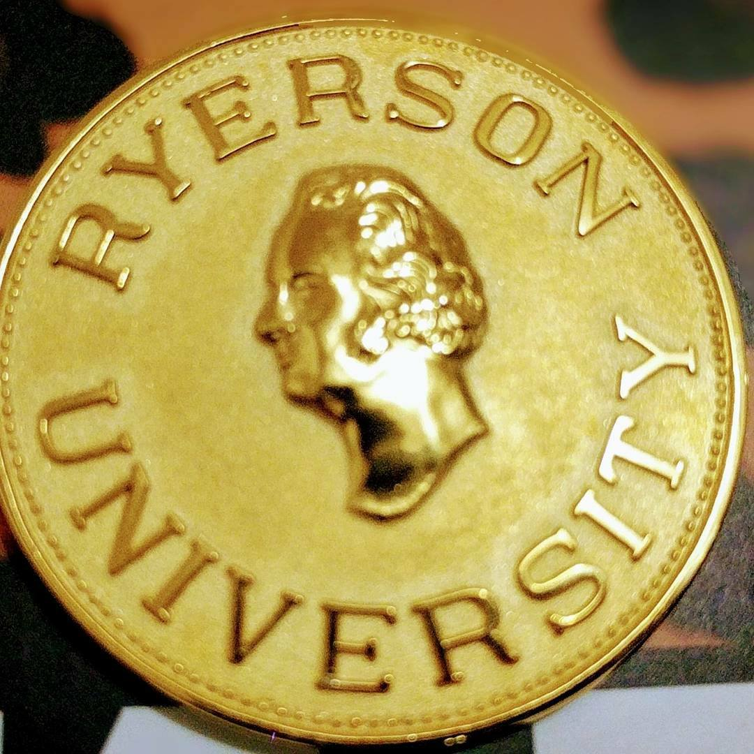 Ryerson University Gold Medal