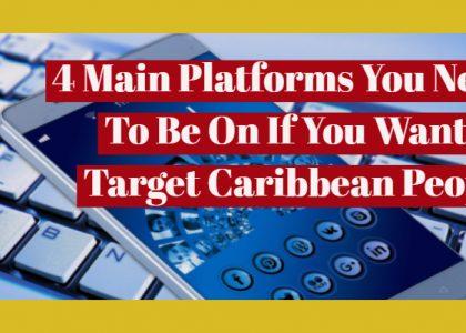 social media in the caribbean