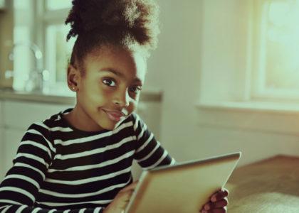kids social media use